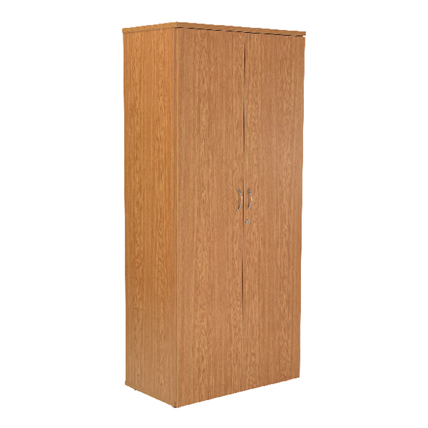 Jemini 4 Shelf Oak 2000mm Cupboard