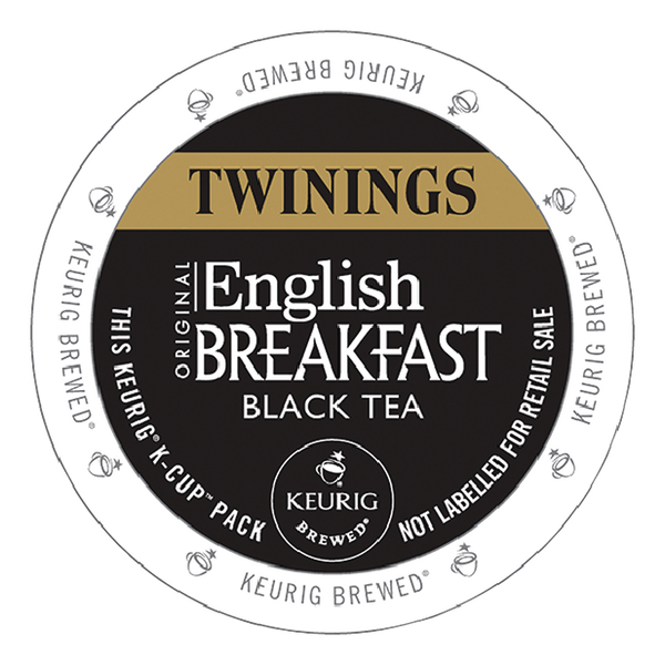 Twinings English Breakfast Tea Pods (Pack of 24) 93-07599