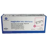 Konica Minolta Magicolor 2430Dl/2400W/2500W Magenta Toner 1710589-006