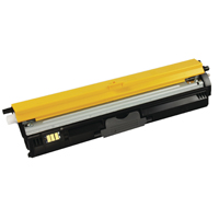 Konica Minolta Magicolor 1600E Black Toner Cartridge  A0V301H