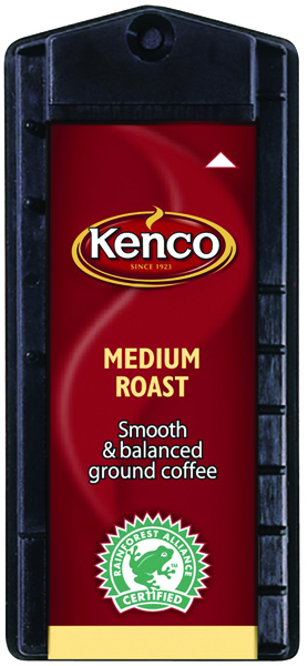Kenco Singles Medium Roast Coffee Refill Capsule (160 Pack) 53525