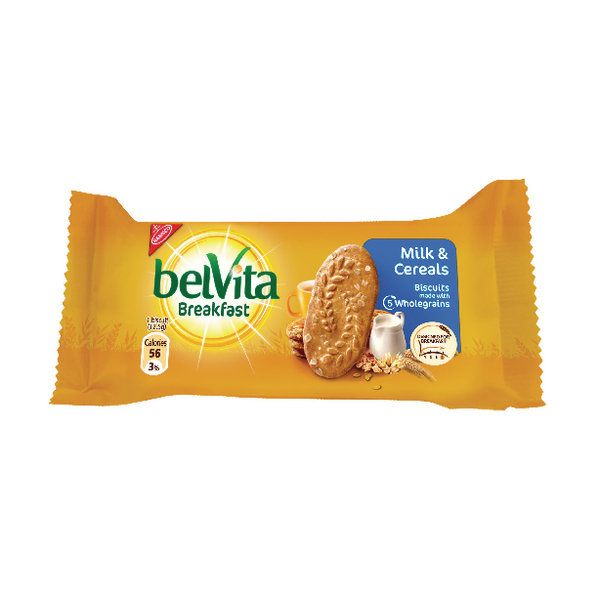 Belvita Breakfast 50g Honey Nut (20 Pack) 665183