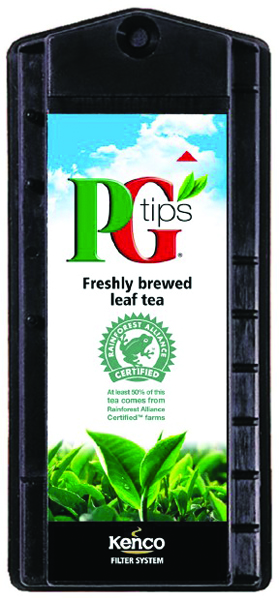 PG Tips Singles Refill Tea Capsules 83425 (Pack of 160)