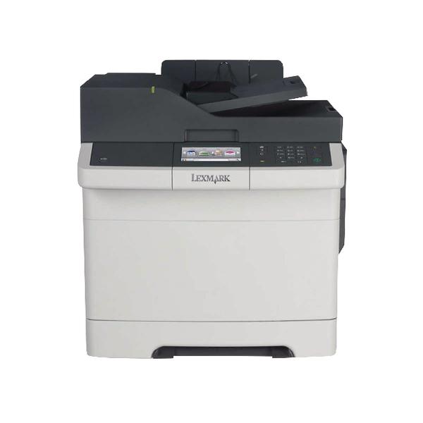 Lexmark CX417DE Colour Laser Multifunction Printer A4 28DC563
