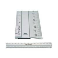 Linex 30cm Hobby Aluminium Ruler (Pack of 1) LXE2930M