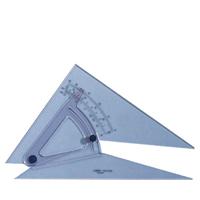 Linex Adjustable Dunilon Set Square 250mm (Pack of 1) LXB 1120/10B