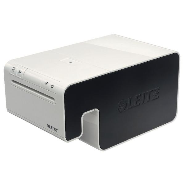 Leitz White/Anthracite Icon Smart Labelling System Printer 70011000