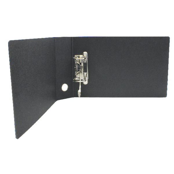 Leitz 180 A5 Oblong Black Lever Arch File (Pack of 5) 31071-95