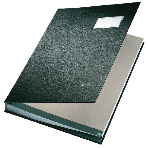 Leitz Signature Book Black W240 x D28 x H340mm (Pack of 1) 57000095