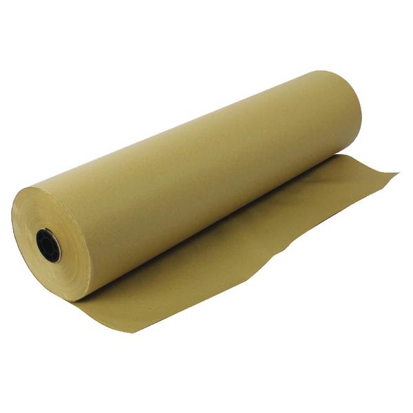 Kraft Paper Roll 750mm x250m IKR-070-075025