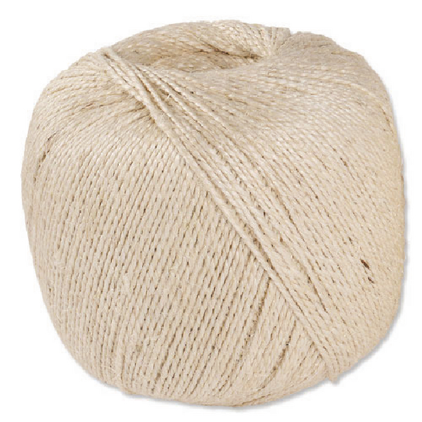 Sisal Natural Twine 2.5kg (Pack of 1) TIE-33-A
