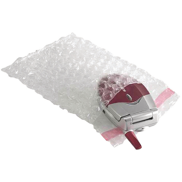 Jiffy Branded Bubble film Bag (Pack of 100) BBAG38107