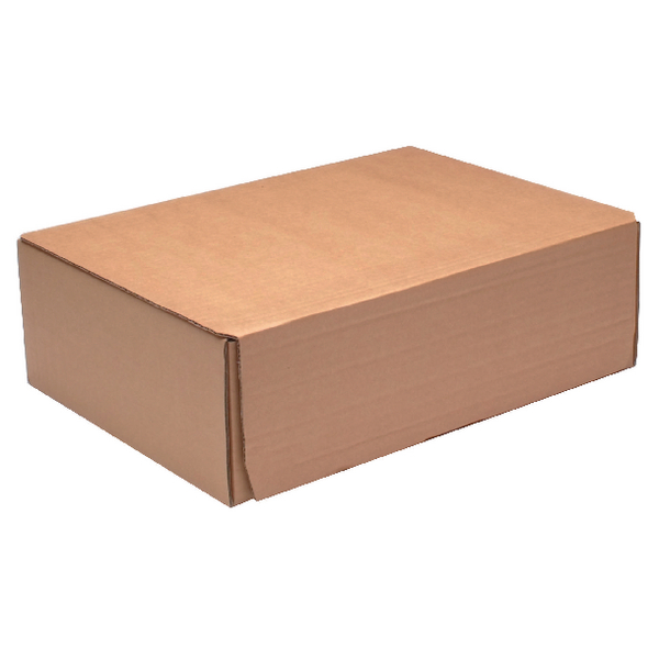 Image for Brown 325x240x105mm Mailing Box (20 Pack) 43383251