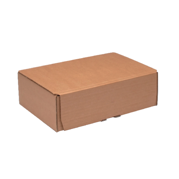 Image for Brown 245x150x33mm Mailing Box (20 Pack) 43383249