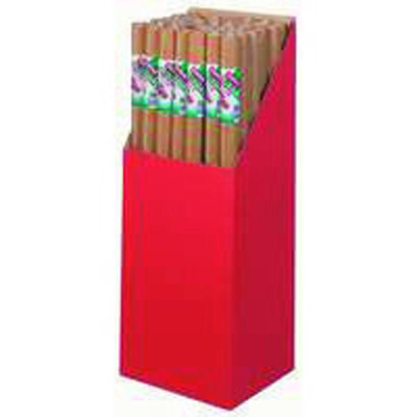 Flexocare Brown Kraft Paper 750mmx2.5m (Pack of 40) 97116007