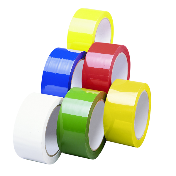 Green Polypropylene Tape 50mm x 66m Pack of 6 APPG-500066-LN