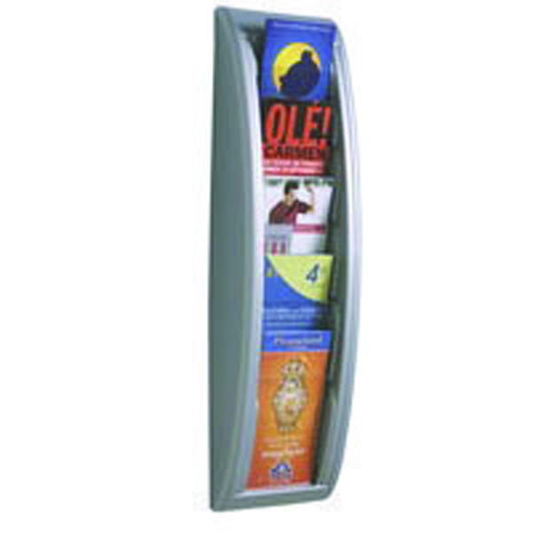 Fast Paper Quick Fit Wall Display System 5X1/3 A4/Dl 4062.35