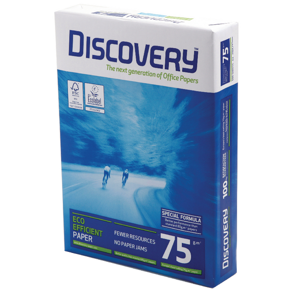 Discovery A3 75gsm White Paper (Pack of 500) 59911