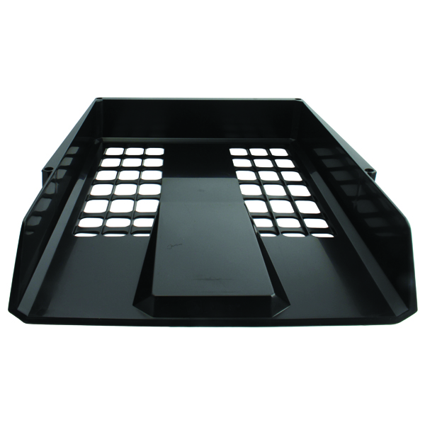 Avery Basics Black Letter Tray 1132BLK