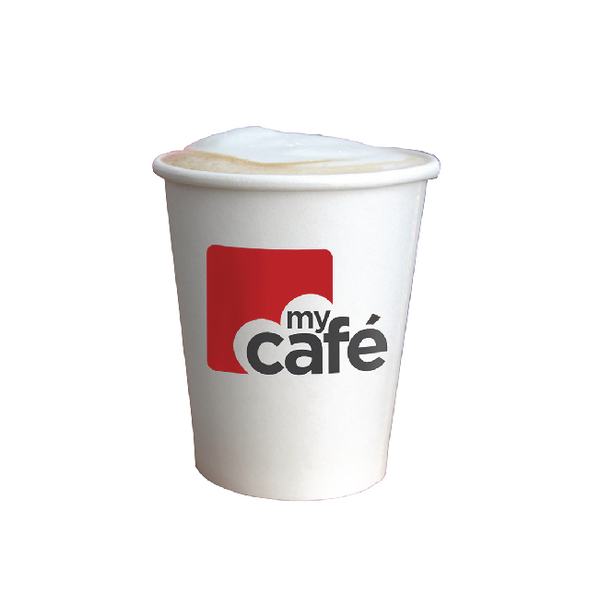 MyCafe 12oz SingleWall Hot Cup Pk50