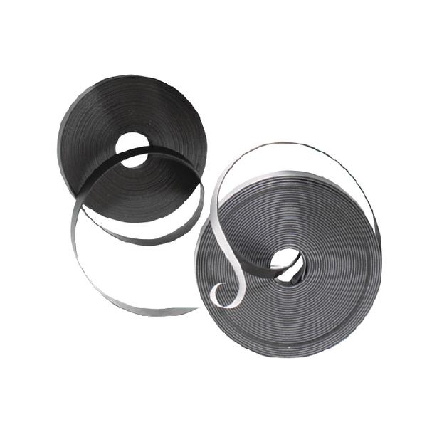 Nobo Black Magnetic 10mmx10m Self-Adhesive Tape 1901053