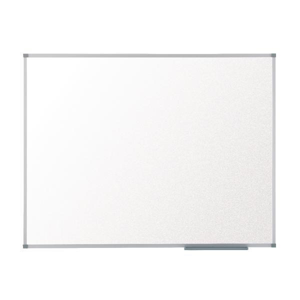 Nobo Basic Melamine 900x600mm Non-Magnetic Whiteboard 1905202