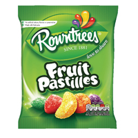 Rowntrees Fruit Pastilles Sharing Bag 160g (Pack of 1) 12264347