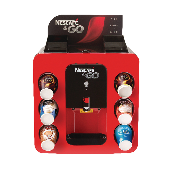 Nescafe and Go Drinks Dispenser 5215748