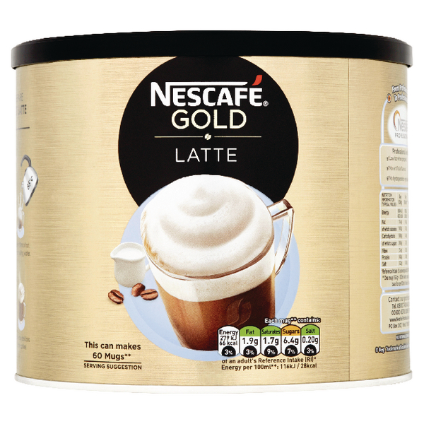 Nescafe Instant Latte Sweetened 1kg
