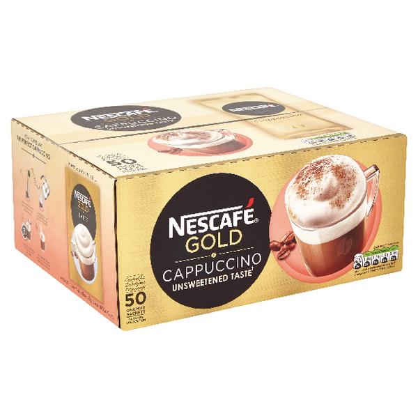Nescafe Unsweet Cappuccino Sach 16g P50