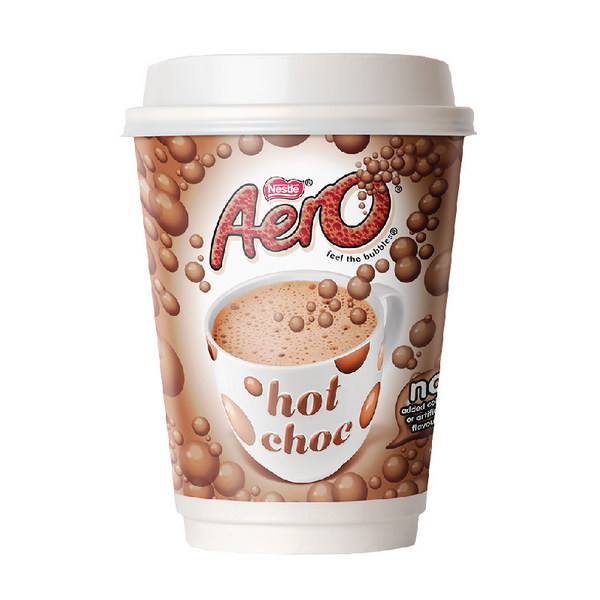 Image for Nescafe & Go Aero Hot Chocolate (Pack of 8) 12164125
