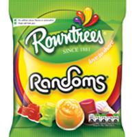Rowntrees Randoms Sharing Bag 160g (Pack of 1) 12173996