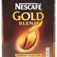 Nescafe Gold Blend 750G  Buy 2 get Four Free Packs of Aero Biscuits