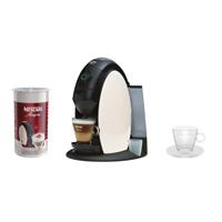Nescafe Alegria Mach FOC Cart/Cups/