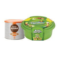 Nescafe Azera 500g (Pack of 1) Buy 2 Get Rowntrees Fruit Pastilles Tub 6x750g Free