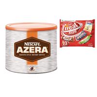 Nescafe Azera 500g (Pack of 1) Buy 2 Get 2 Packs of Nestle Treatsize FOC