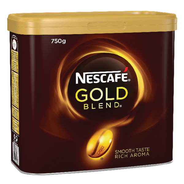 Nescafé Gold Blend Instant Coffee 750g (Pack of 1) 12284102