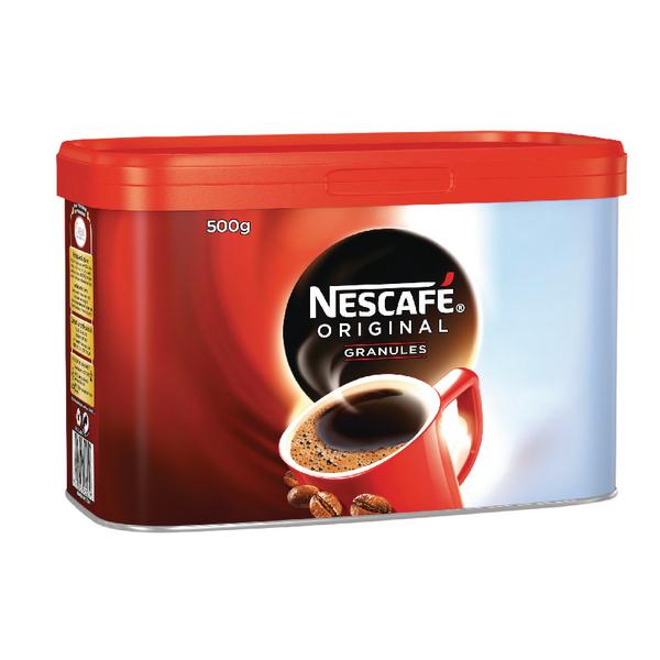 Nescafe Coffee Granules 500g 12315337