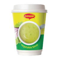 Nescafe Go Maggi Vegetable Soup 12oz pk8
