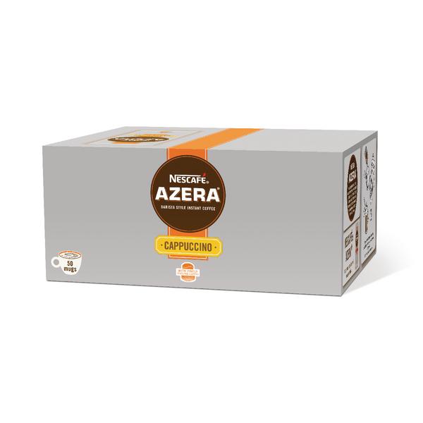 Nescafe Azera Cappuccino Sachets Pk50
