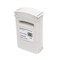 Image for Q-Connect Neopost Remanufactured Blue Franking Ink Cartridge 10399-801