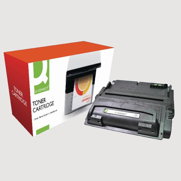 Office Basics HP LaserJet 4250/4530 Laser Toner Cartridge Black Q5942A