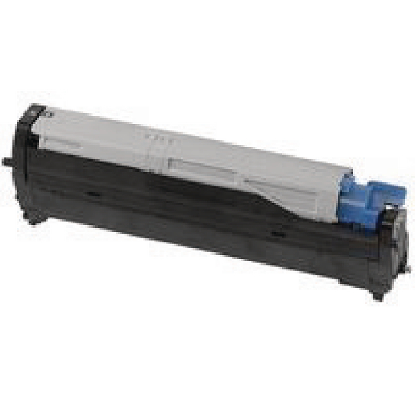Oki C3300/C3400/C3450 Image Drum EP Black Cartridge 15K 43460208