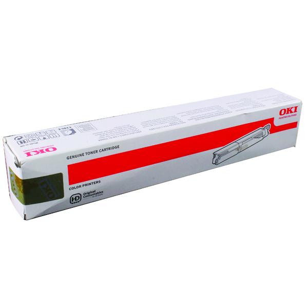 Oki Magenta Toner Cartridge 43459434