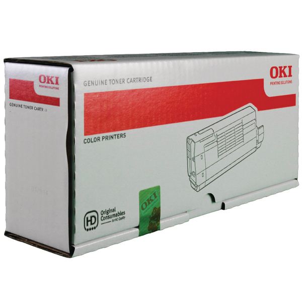 Oki Magenta Toner Cartridge 44318606