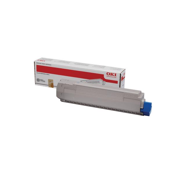 Oki MC861 Magenta Toner HY 44059254