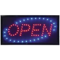 LED Open Bar Sign