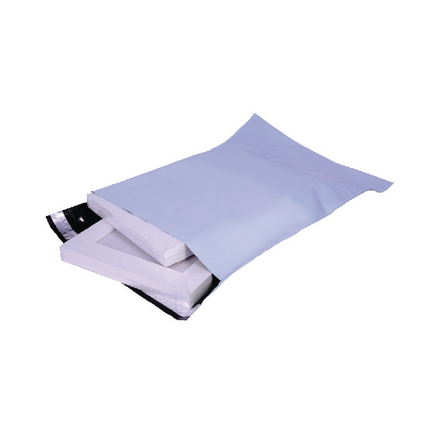 GoSecure Extra Strong 240x320mm Polythene Envelope (Pack of 20) PB25461