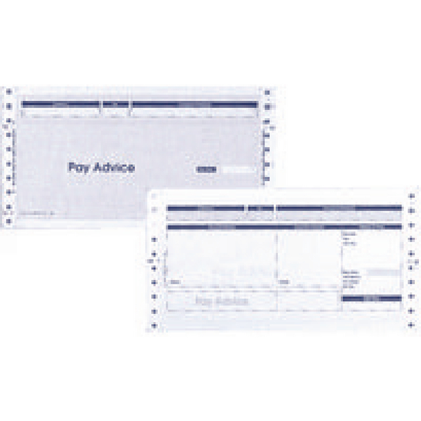 Image for Custom Forms Pegasus Opera Security Payslips (Pack of 1000) PF43