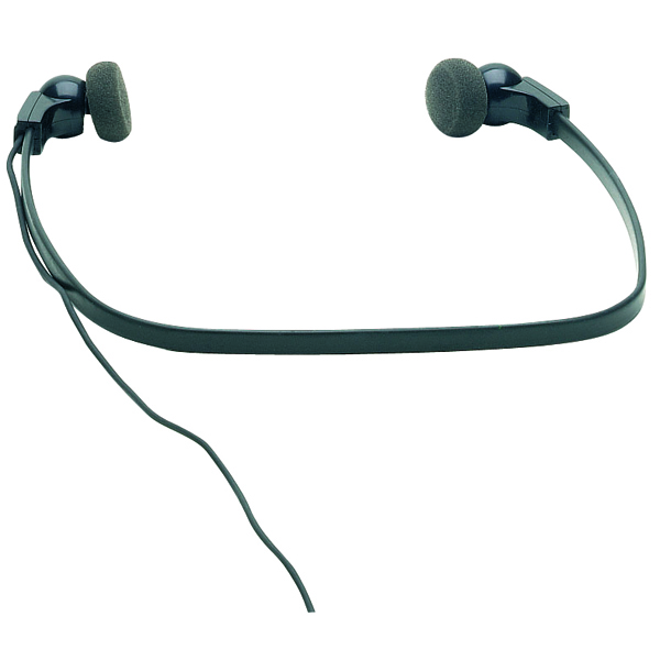 Philips Headset Deluxe Black LFH0234